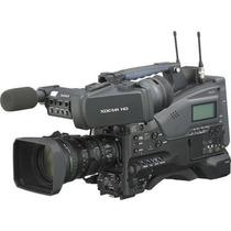Filmadora Sony Pmw-320k Xdcam Ex Full Hd Com Lente De Zoom