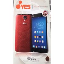 Celular Yes Mpy54. Camara 8mp. Nuevo Y Empacado