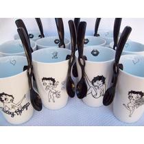 Souvenirs Tazas ,mates,hornitos,etc.. Betty Boop