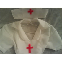 Disfraz De Enfermera Enfermerita Para Adulto