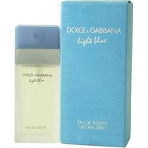 Perfume Dolce Gabbana Light Blue Feminino 100ml - Original