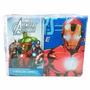 Sábanas Y Acolchado Infantil Avengers Original Piñata