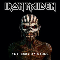 Cd Iron Maiden - The Book Of Souls (duplo) Novo - Lacrado