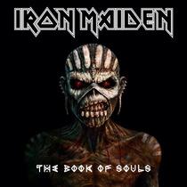 Cd Iron Maiden - The Book Of Souls (duplo) Novo - Lacrado