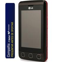 Lg Cookie Kp570q Cám 3 Mp Bluetooth Radio Fm Visor De Office
