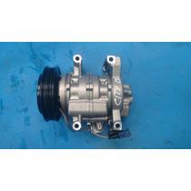 Compressor Do Ar Condicionado Honda City 2015 Semi Novo.