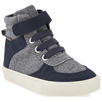 Zapato Old Navy Para Niño Stylo #773073 Color Azul Marino
