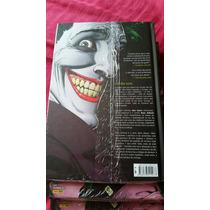 A Piada Mortal Capa Dura Edição De Luxo Batman & Coringa