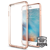 Funda Spigen Iphone 6/6s Plus Ultra Hybrid - Rosa Crystal