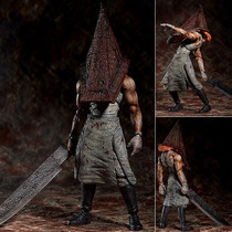 Silent Hill 2 Red Pyramid Thing Action Figure Boneco Sp-055
