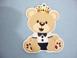 Convite Animado Para Proshow Cha De Bebe Urso Principe R 990 Em