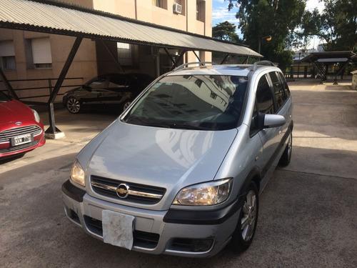 Chevrolet Zafira 20 Gls 214000 En Mercado Libre