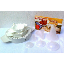 Kit Fabrica Faça Coxinhas Risolis Pastel Salgadinhos Cozinha