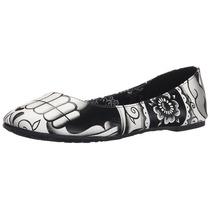 Iron Fist Zapatos Flats Sugar Daddy Calavera Sugar Skull