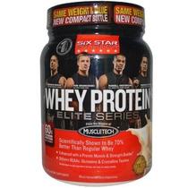 Seis Proteína Estrella Pro Elite Nutrición Suero En Polvo De