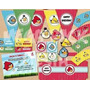 Kit Imprimible Angry Birds 2x1