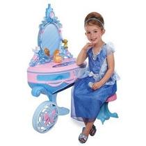 Peinador Tocador Para Niñas Disney