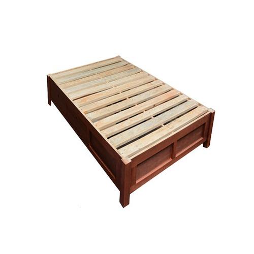 Base cama matrimonial madera bases camas matrimoniales - Bases de camas de madera ...