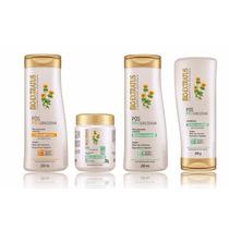 Kit De Tratamento Pós Progressiva Bio Extratus Shampoo Condi