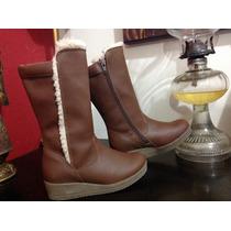 Botas Botitas Zapatos Altas Hermosas Princesa Marca Chabelo