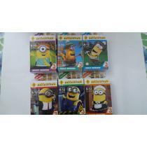 Bonecos Lego Minions - Compatível - Vários Modelos