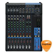 Mesa Yamaha Mg12 Standard Analogica 12 Canais + Nota Fiscal
