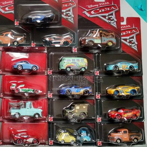 Cars 3 disney pixar rayo mcqueen jackson storm cruz - Cars en juguetes ...