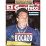 El Gráfico 3878 - Beto Marcico - Boca 2 River 1 Mendoza