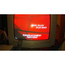 Televisor Phillips 21, Convencional, Perfecto Estado.