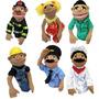 Títeres Melissa & Doug. Muppets.