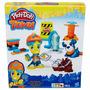 Massinha Play-doh Town - Construtor E Cachorro - Hasbro