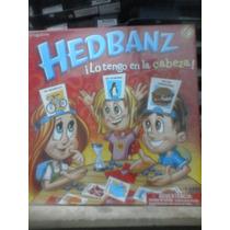 Juego De Cartas De Mesa Hedbanz Kreisel Original Importado