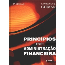 Princípios De Administração Financeira 7ª Edição