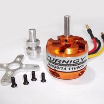 Motor Elétrico Brushless Turnigy D 3530/14 - 1100kv - 315w