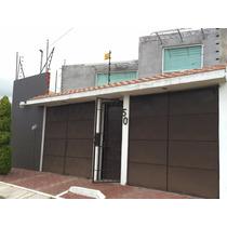 Vendo Casa En Capultitlán, Toluca, 3 Recámaras, Sala, Comedo