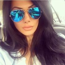 Óculos Rayban Aviador Rb3025 Original Masculino Feminino +bd