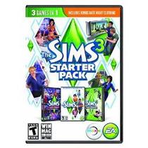Los Sims 3 Starter Pack - Pc / Mac