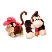 Kit Donkey Kong E Diddy Kong Pelúcia