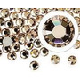 Swarovski Flatbacks Non Hotfix Ss20 - 5mm Colorado Topaz