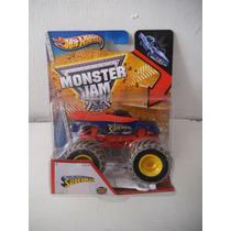 Camioneta Monster Jam Superman Hot Wheels