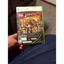 Se Venden 2 Indiana Jones Para Xbox 360