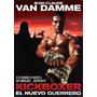 Dvd Kickboxer La Mejor Pelicula De Van Damme Original