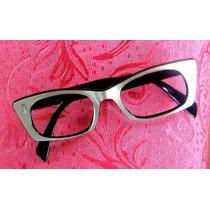 Lentes Vintage Okula, Cat Eye, Gafas, Gato, Retro, Fashion