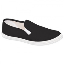 Zapatillas Lona Mujer Art 330 E T 35 A 40 Consulte Stock !!
