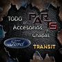 Paragolpe Delantero Importado 97/00 Ford Transit Y Mas...