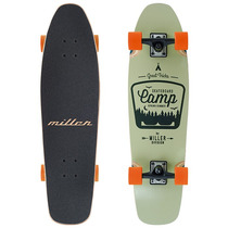 Patineta Skate Cruiser The Camps 31 Tabla Miller Division