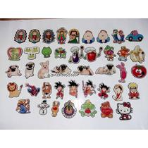 Figuras De Madera Mdf Con Imán, El Personaje Logo Que Quiera