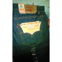 Pantalón Levis Original Mexicano Para Caballeros