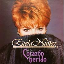 Cd Estela Nuñez Corazon Herido Usado