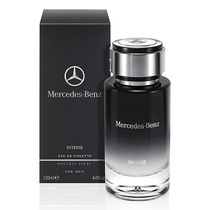 Perfume Mercedes - Benz Intense Edt. 120ml - 100% Original.